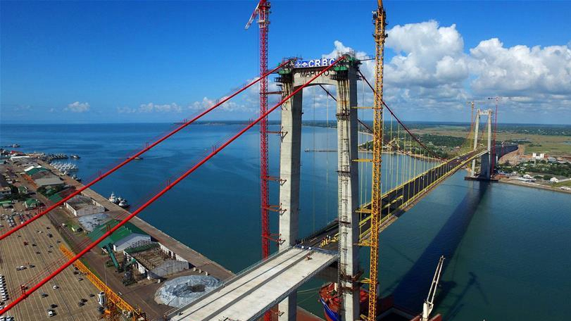 China ramps up efforts in supporting B&R projects, enterprises