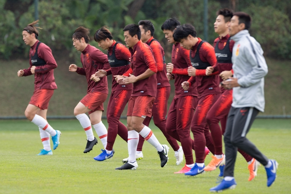 Postponements could boost China's World Cup hopes