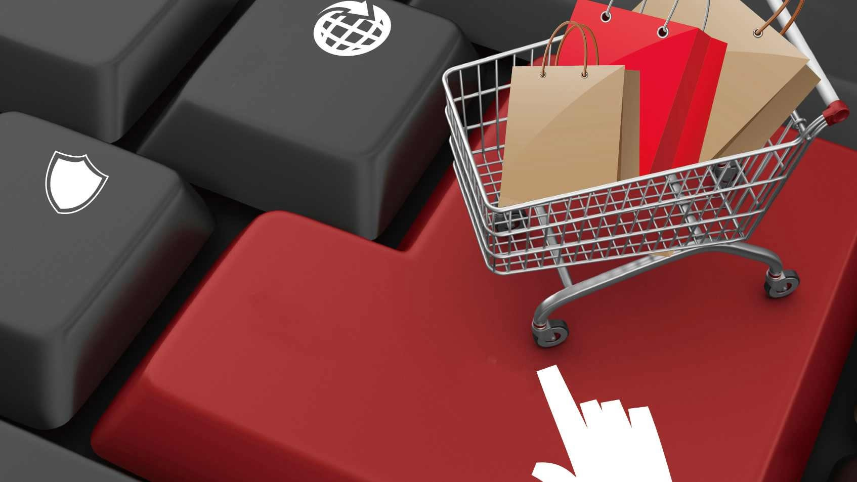 S.Korea's online shopping posts double-digit growth in January