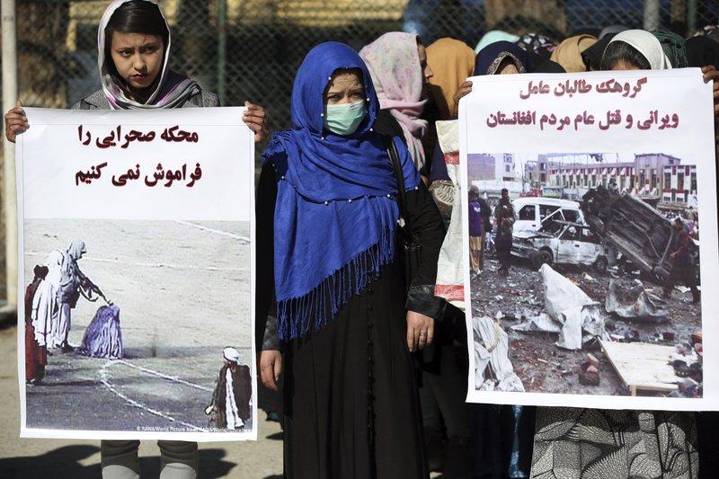 US peace deal leaves Afghans to determine post-war landscape