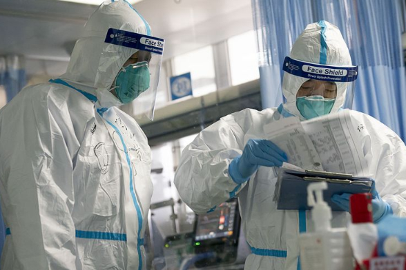 2,652 recovered COVID-19 patients discharged on Chinese mainland March 3