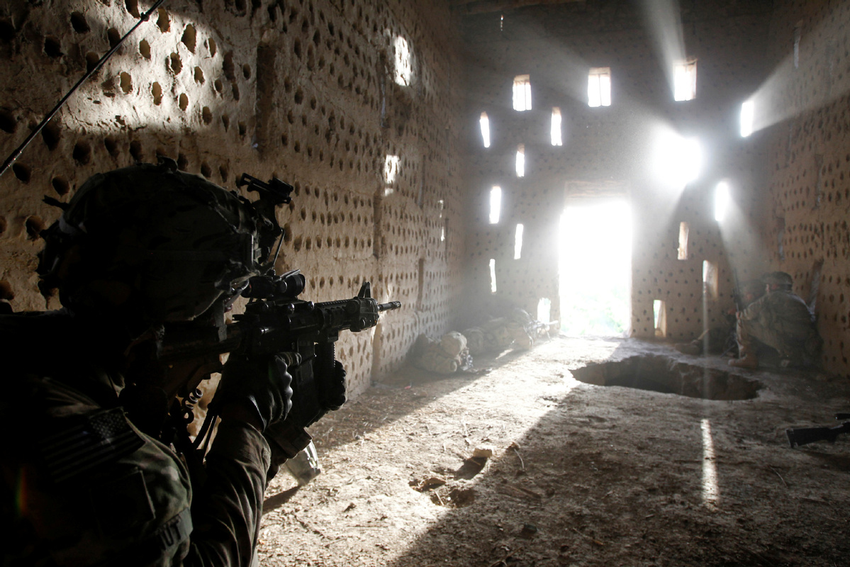 19 Afghan soldiers feared killed in Taliban overnight attacks