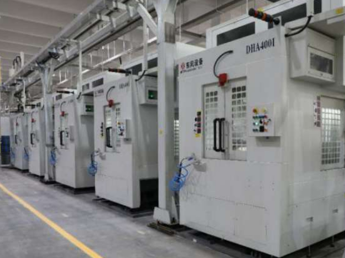 Automated machines helping production recover in Zhejiang