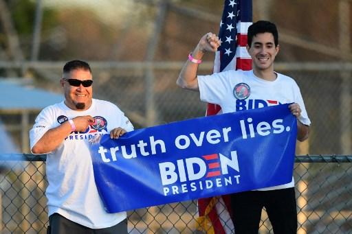 Joe Biden wins Democratic primary in Alabama: US networks