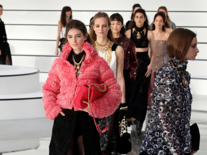 Paris Fashion Week: Chanel