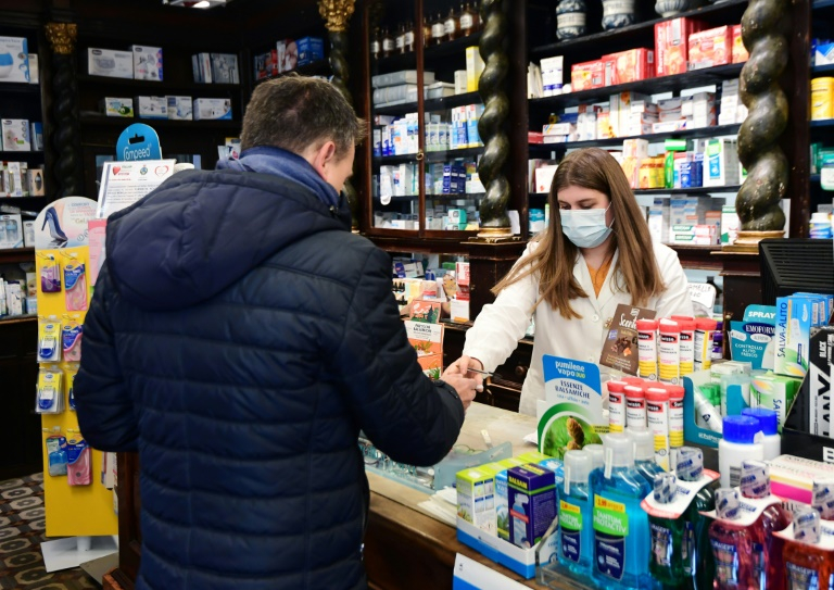 Germany bans export of medical protection gear over coronavirus