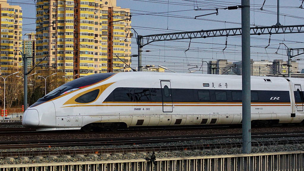 Central China province launches special high-speed trains for migrant workers