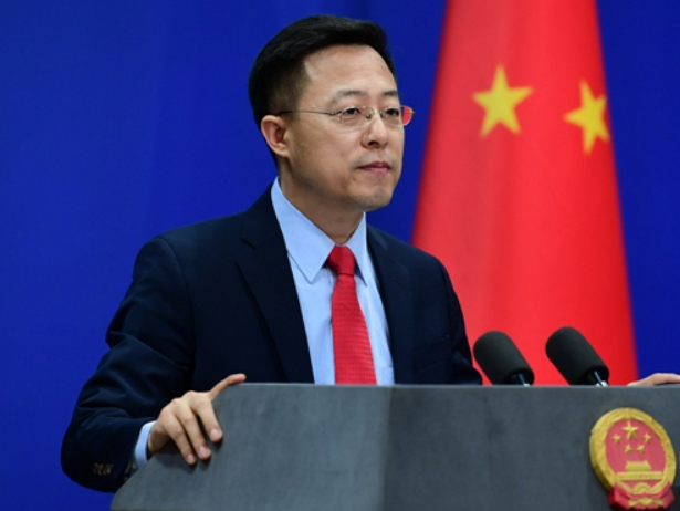 Chinese Foreign Ministry: Disease is mankind's common enemy