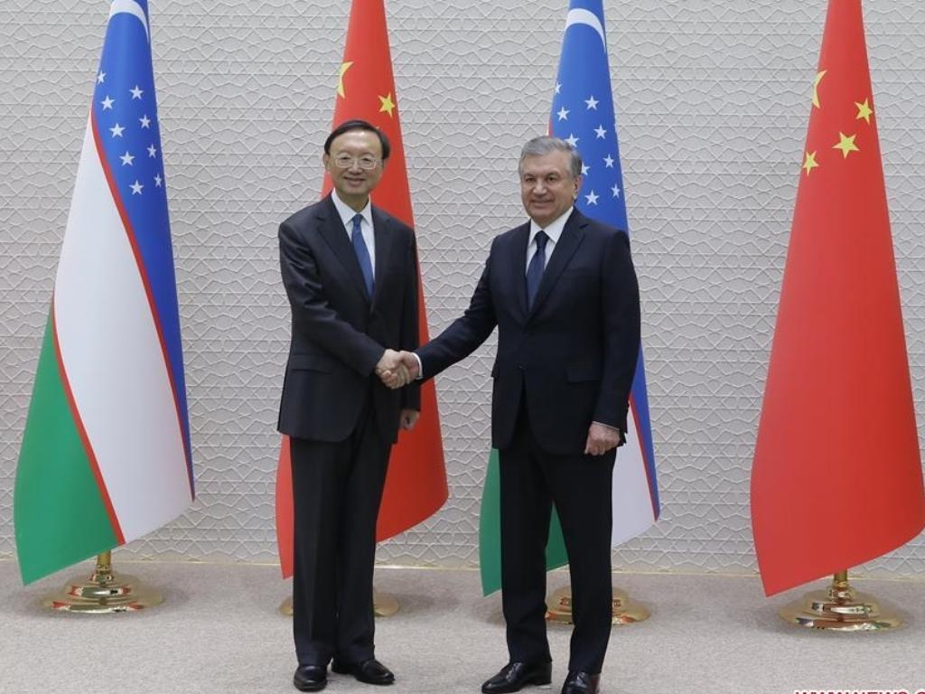 China, Uzbekistan reaffirm commitment to strengthening ties