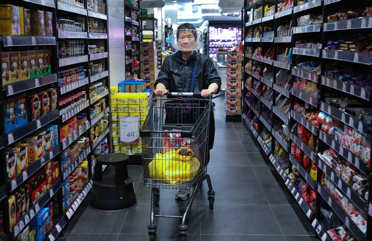 In Hong Kong, life goes on amid novel coronavirus outbreak