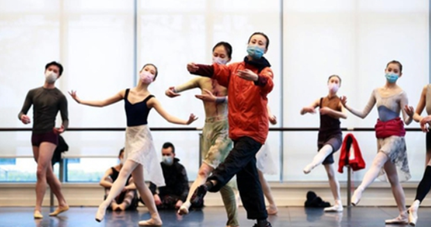 Will masks become a daily accessory in China?