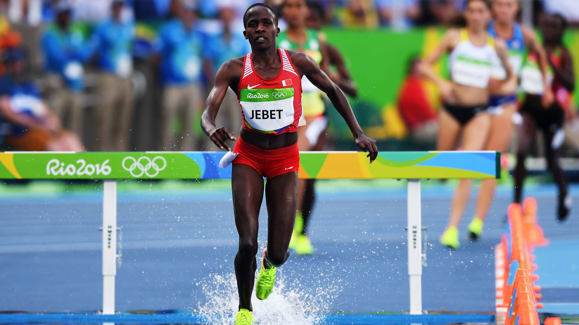 Steeplechase champion Jebet handed four-year ban for doping violation