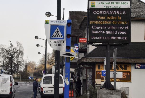 French government recognizes escalation of COVID-19 epidemic is 'inevitable'