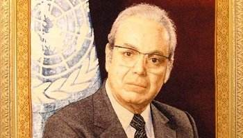 Former UN chief Javier Perez de Cuellar dies at 100