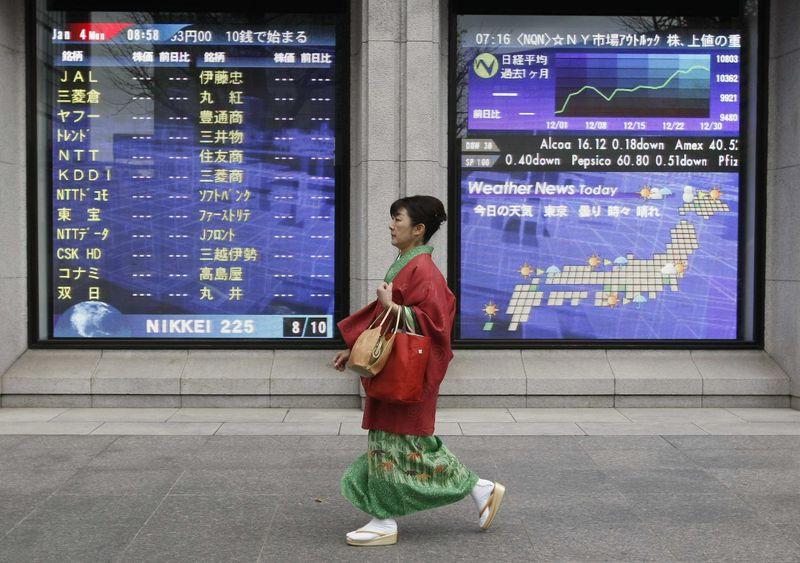 Tokyo stocks close sharply lower