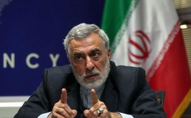 Former Iranian ambassador to Syria dies of COVID-19