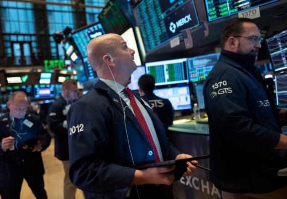 European stock markets plunge over 3.5% on coronavirus