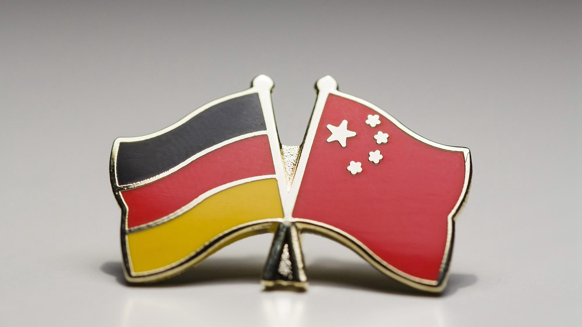 China most important trading partner of Germany for fourth straight year