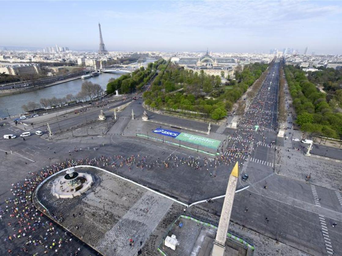 Paris Marathon postponed due to COVID-19