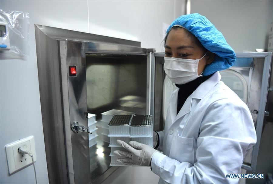 143 new confirmed cases of coronavirus infection reported on Chinese mainland