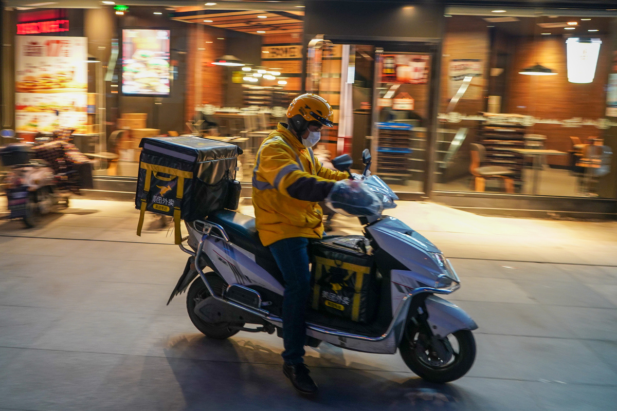 China's courier industry resumes over 80% of normal delivery capacity