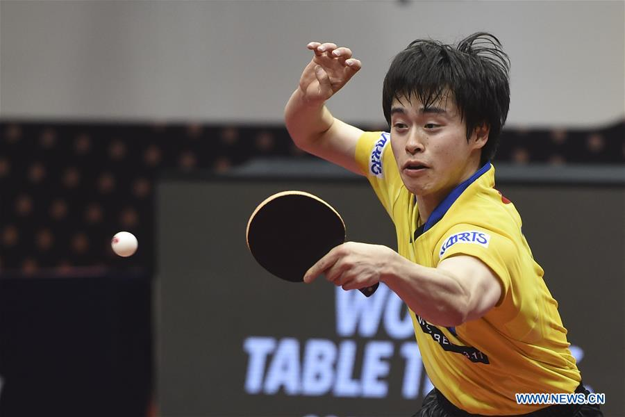 Highlights of 2020 ITTF Qatar Open