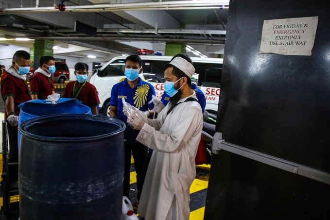 Philippines confirms 1 more COVID-19 case, bringing total to 6