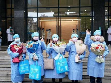China's Hubei reports 74 new confirmed coronavirus cases