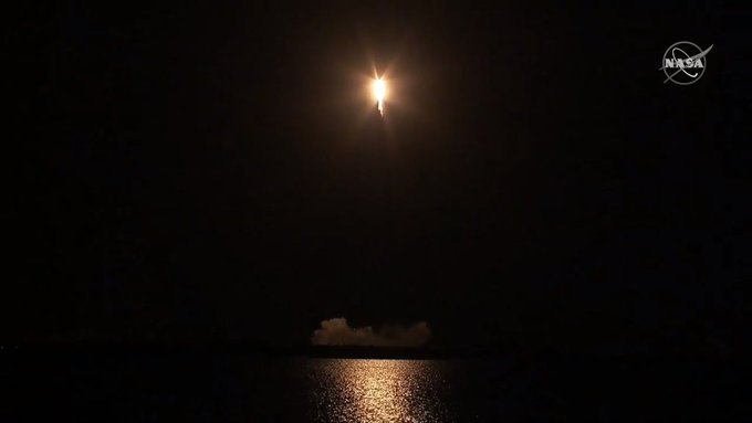 SpaceX launches research facilities to Int'l Space Station