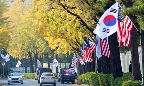 Coronavirus exerts telling effect on US-S. Korea alliance
