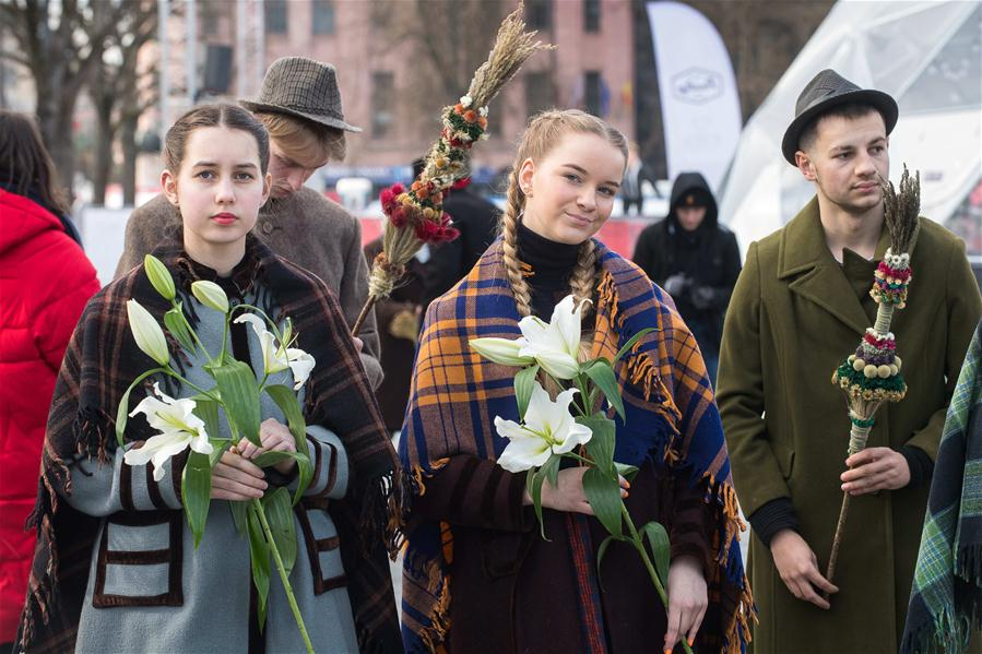 Lithuania holds Kaziukas Fair to celebrate beginning of spring
