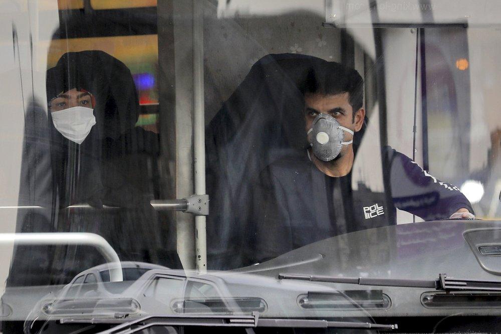 Iranian lawmaker dies of novel coronavirus