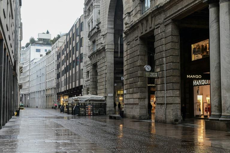 Italy heads for lockdown as coronavirus spreads