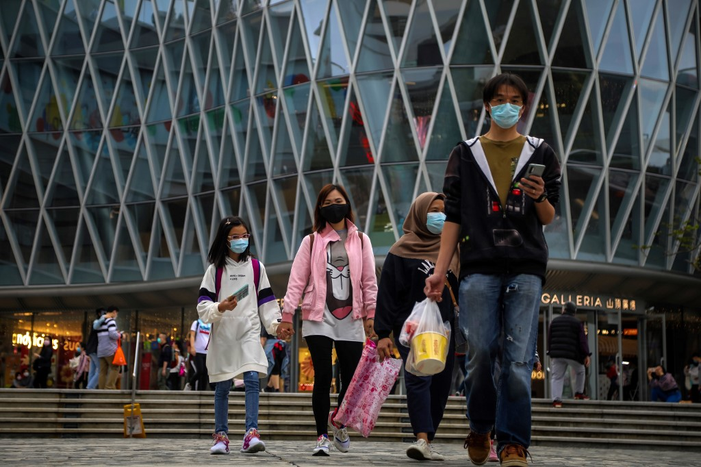 Hong Kong reports 3rd death case of COVID-19