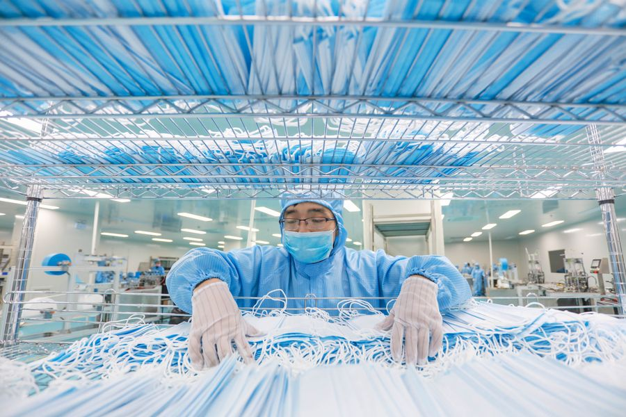 China's new COVID-19 cases drop to double-digit figures since Jan. 21