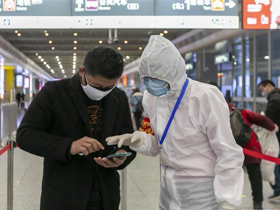 Beijing reports 2 imported COVID-19 cases from Italy and Spain