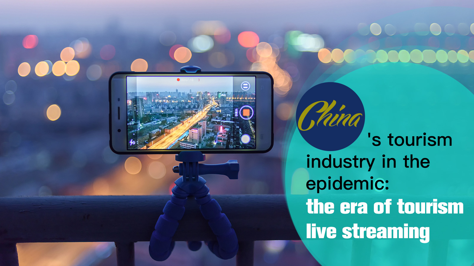 Epidemic pushes tourism live streaming in China