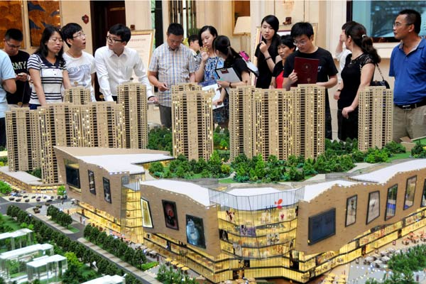 Land market in major Chinese cities cools down in February: report