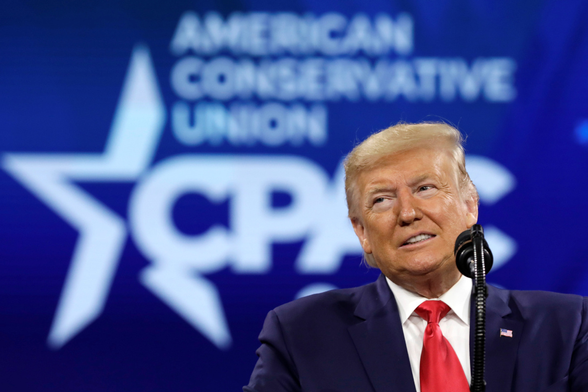 One tests positive for COVID-19 after conference also attended by Trump