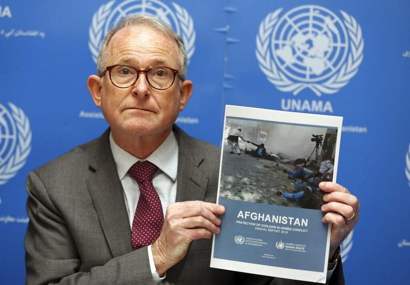 UN mission in Afghanistan calls for inclusion of women in peace talks