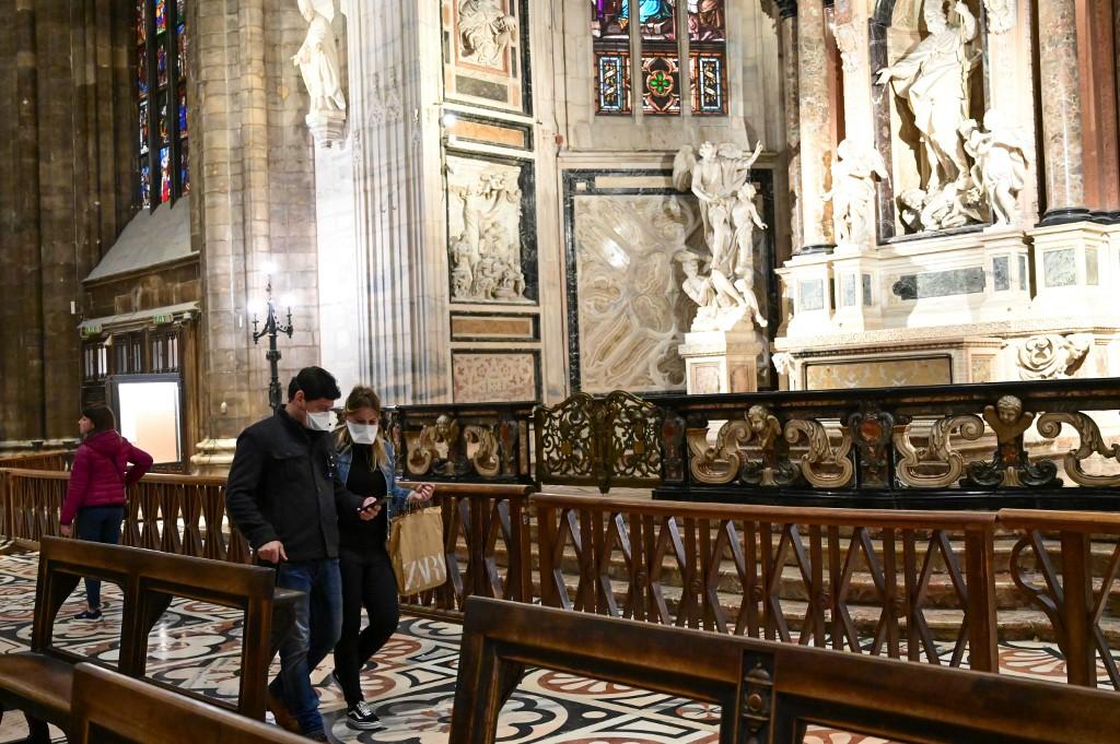 Italy quarantines millions in virus lockdown around Venice, Milan