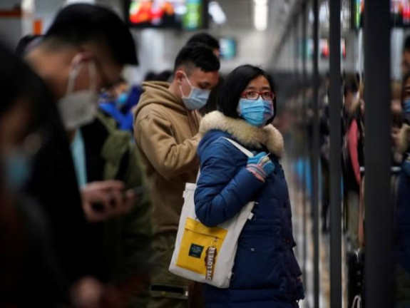 China sees zero local virus transmittions outside Hubei for second day