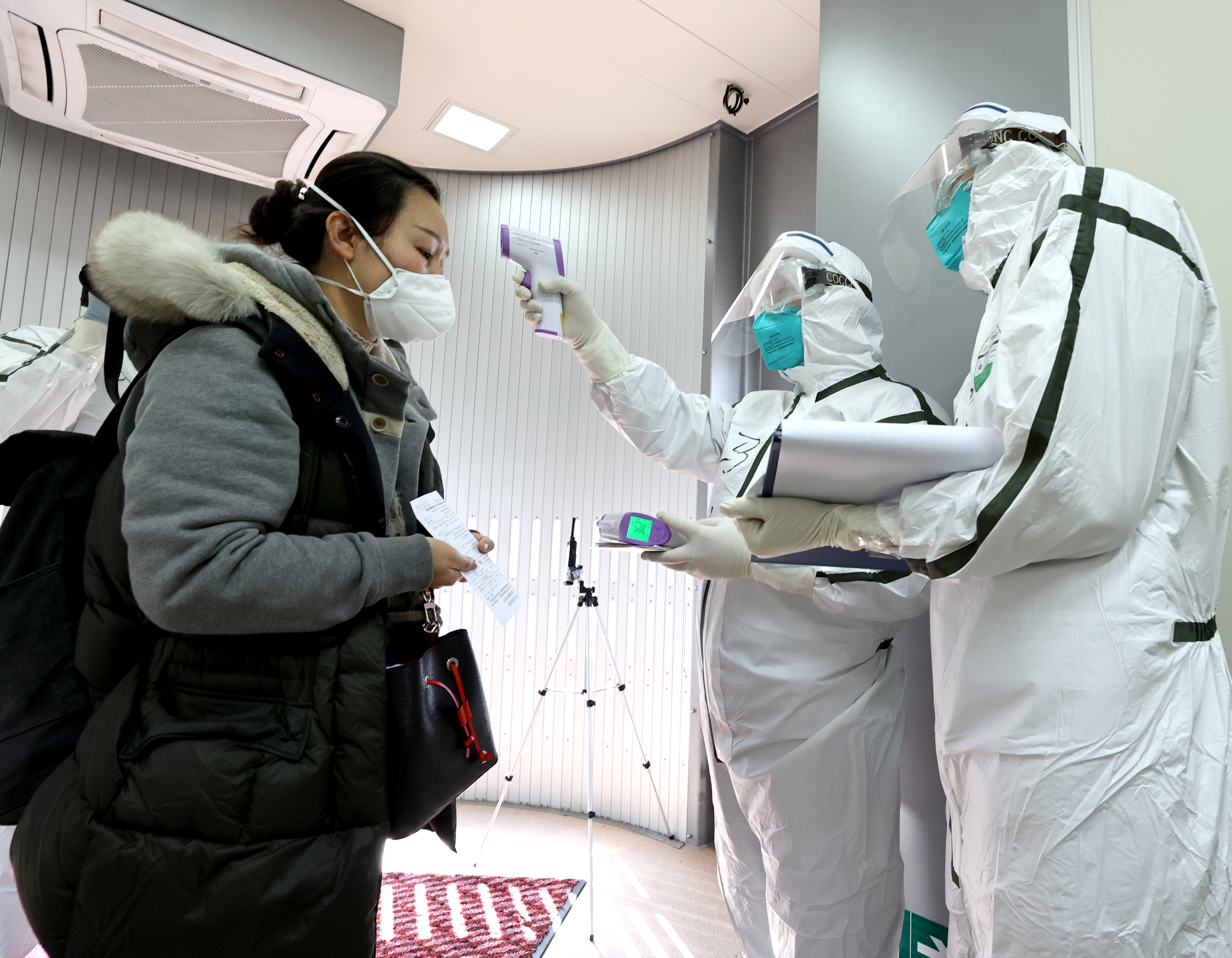 40 new confirmed cases of coronavirus infection reported on Chinese mainland