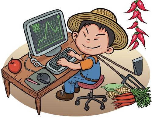 Internet key to unlock rural economy