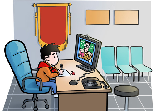 Fairness in online lessons must be ensured