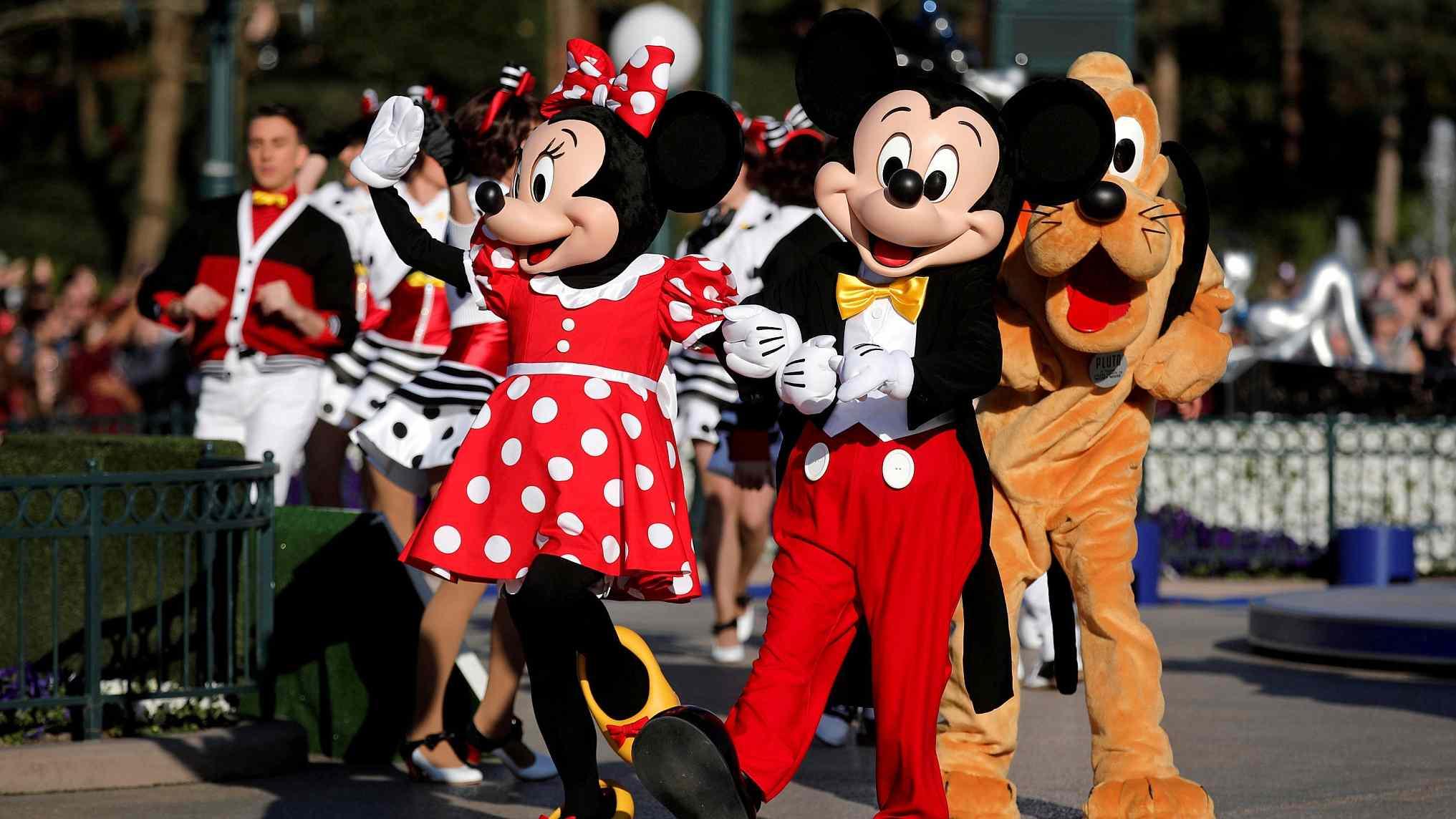 Disney partially reopens Shanghai resort after virus shutdown