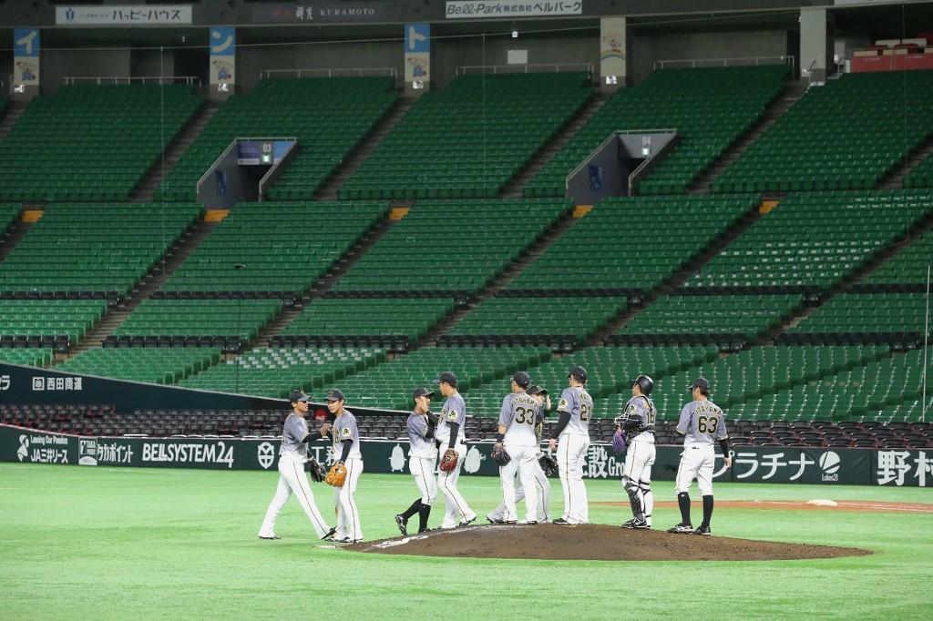 Japan baseball season delayed over coronavirus: commissioner