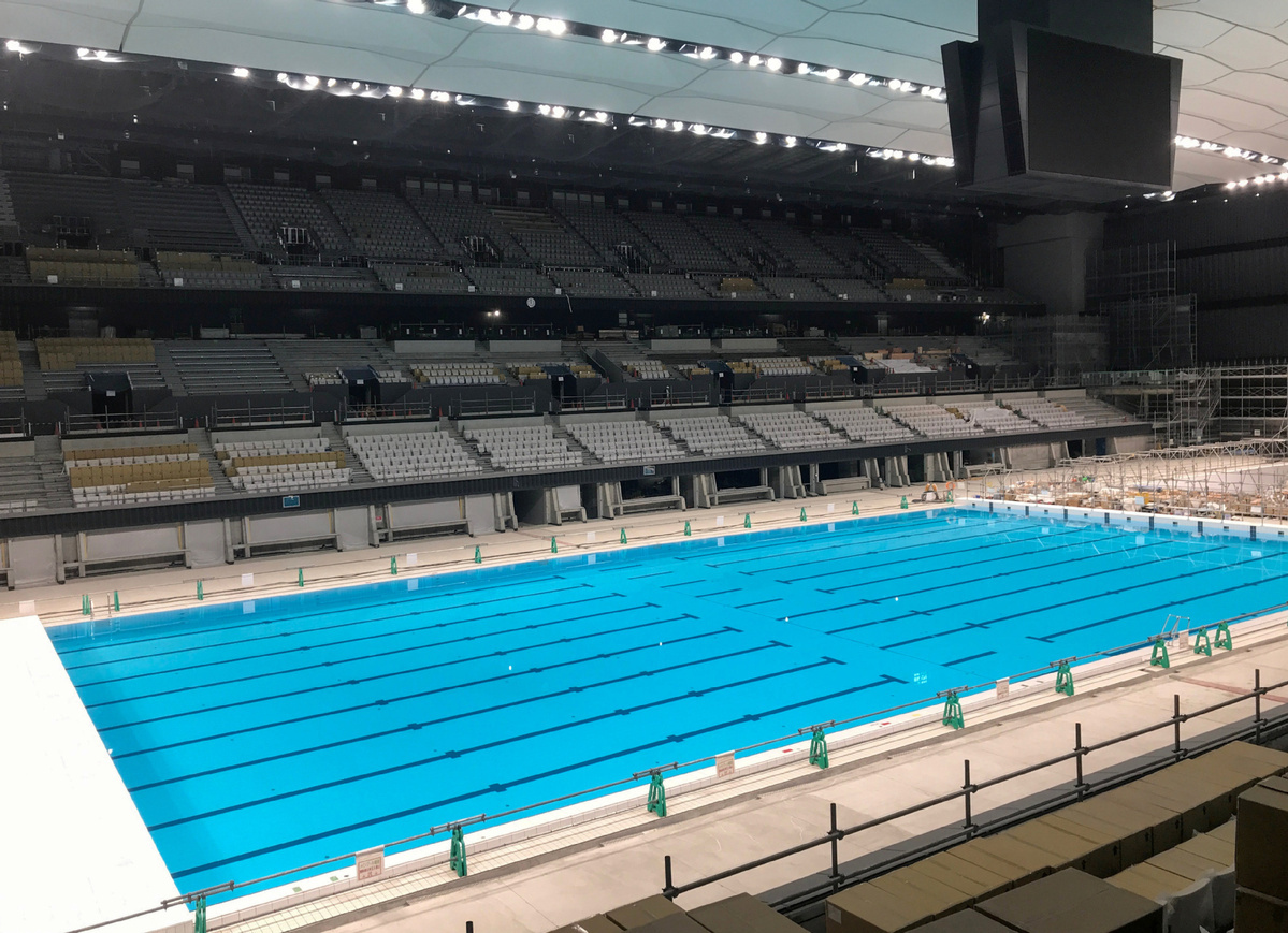 Tokyo Olympics too big to be canceled
