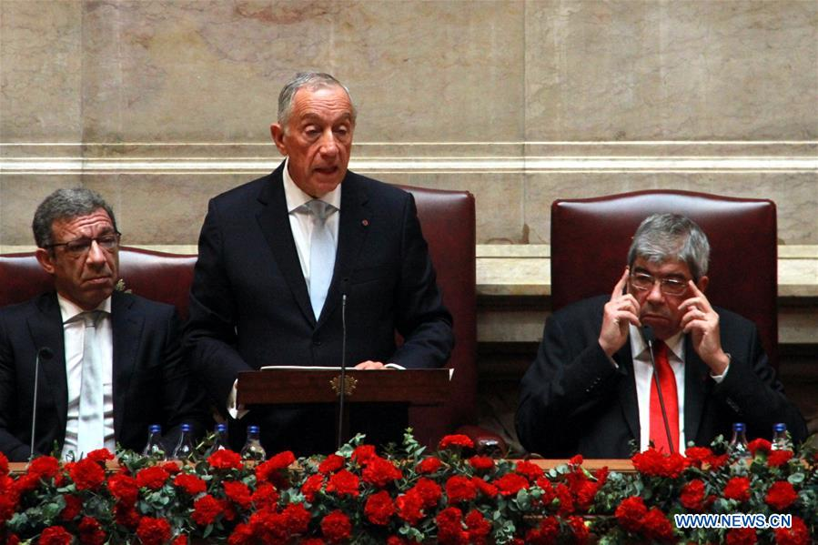 Portuguese president calls for more ambitious, speedy solutions to social problems