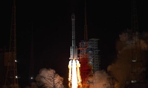 China launches new BeiDou navigation satellite